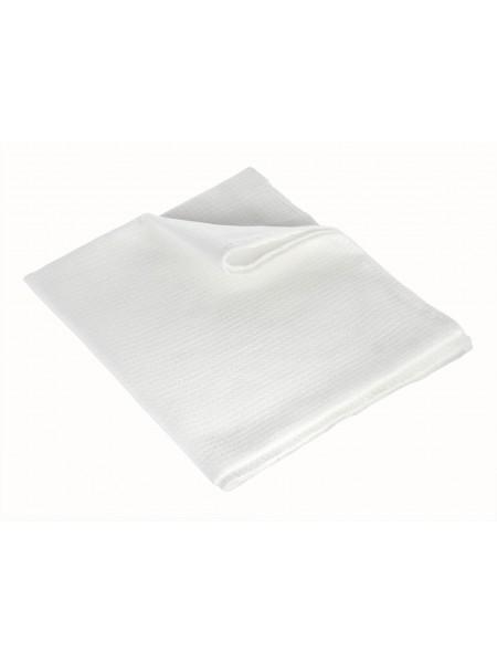 Простыня вафельная белая 200г/м2